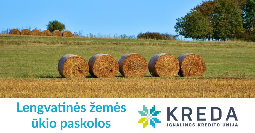Lengvatinės paskolos nuo pandemijos nukentėjusiems žemdirbiams: lieka du mėnesiai paraiškoms teikti